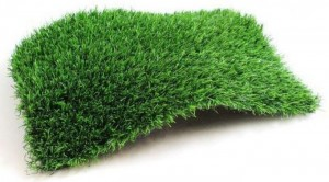 Synthetic Turf 25 mm length 2m x 25m Green (60)