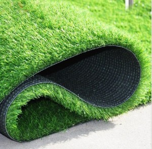 Synthetic Turf 35 mm length 2m x 2m Green