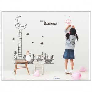 Moon Wall Sticker