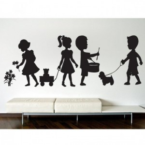 Custom Kids Wall Decal