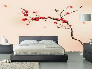 Oriental Style Painting