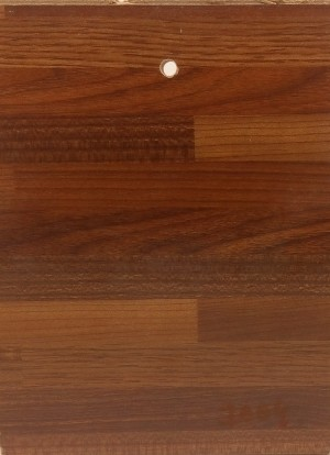 Laminated Wooden Flooring, Size 1215 mm x 195 mm, pack of 8 nos
