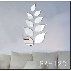 Leaf Acrylic Wall Sticker