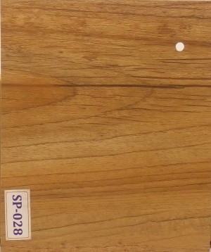 Vinyl Flooring Plank type - SP- 028, Size 6 inch x 36 inch, pack of 30 nos
