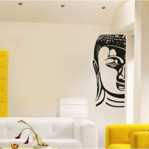 Budha Wall Decal