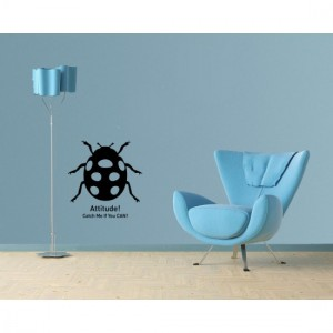 Mr.Bug Wall Decals