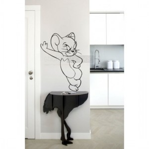 Cute Jerry Wall Decals