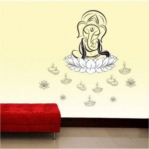 New Ganesha Wall Sticker