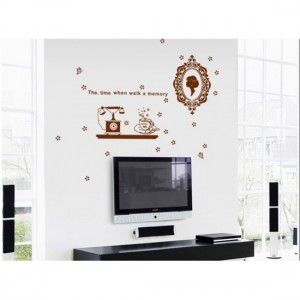 Memories Wall Sticker