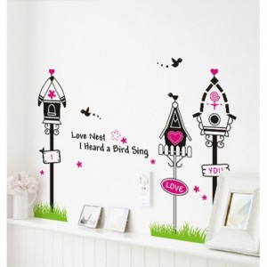 Love Nest Wall Sticker