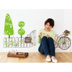 Kids Lawn Wall Sticker
