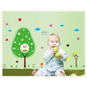 Kids Sweet Home Sticker