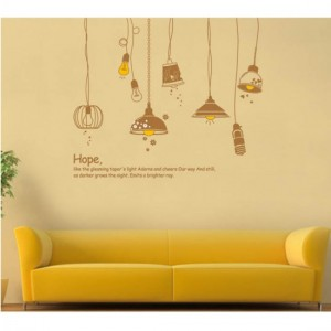 Hope Lights Wall Sticker