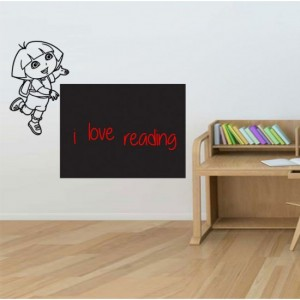 Dora Writable Wall Decal
