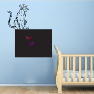 Tiger Writable Wall Decal