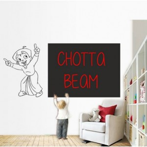 Chotta Beam Writable Sticker