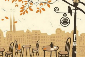 Autumn Cafes