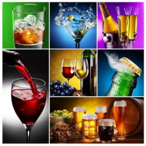 Alcohol in Different Ways