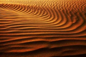 Abstract Sand Pattern
