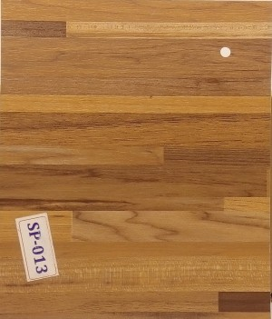Vinyl Flooring Plank type - SP- 013, Size 6 inch x 36 inch, pack of 30 nos