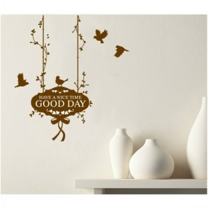 Good Day Wall Sticker