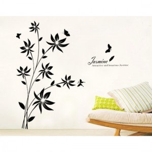 Attractive Jasmine Sticker