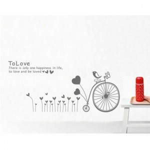 To Love Wall Sticker