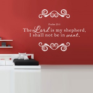 Bible Wall Quotes