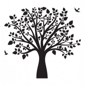 Customized Tree Decal