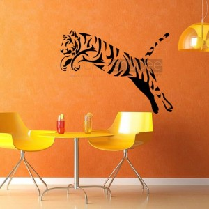 Crouching Tiger Decals