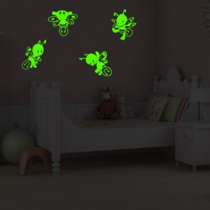 Firefly Glow in the Dark Decal
