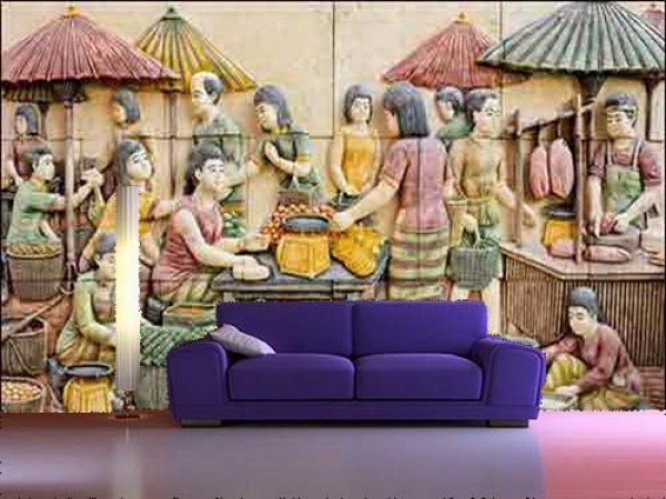 Thai Traditional Ancient Culture