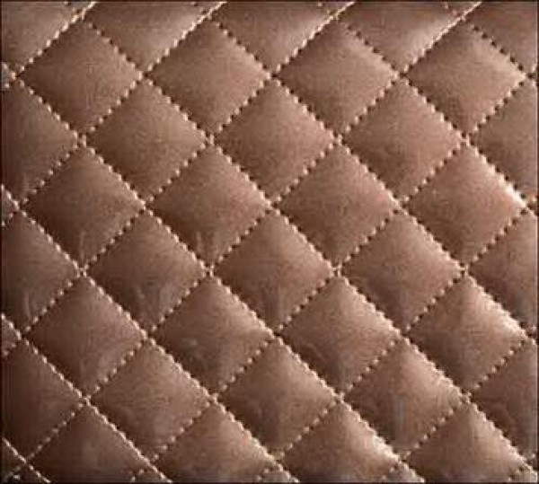 Brown Leather Close Up
