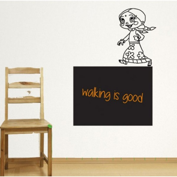 Chutki Writable Decal