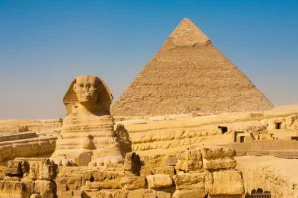 Face and Body of Sphinx