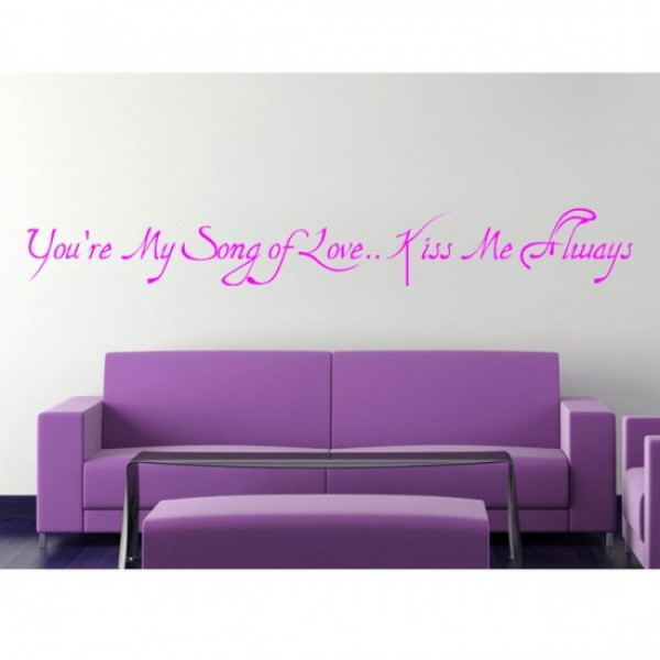 You're My Song Quote
