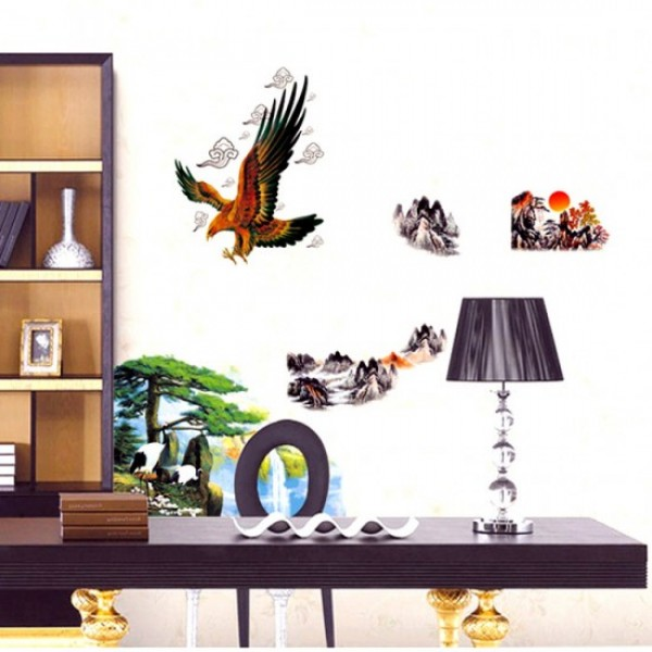 Eagle 3d Wall Stickers